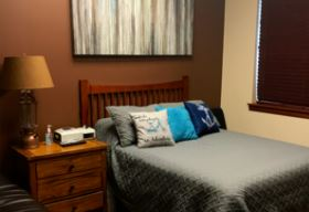 Innovative Sleep Centers Room at Tumwater Location