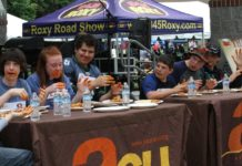 Lacey South Sound BBQ ACU Chicken Wing Contest