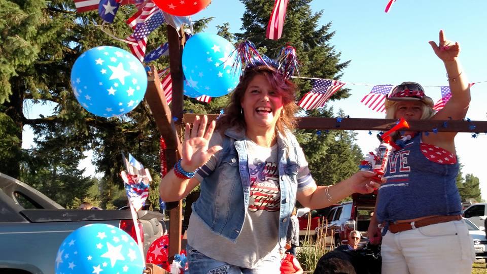 Thurston County Fireworks Olympia Littlerock Saloon Parade