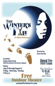 Shakespeare's The Winter Tale @ Priest Point Park | Olympia | Washington | United States