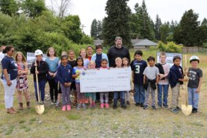 North Thurston Public Schools Compassion Project Lacey Food Bank