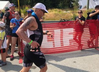 Olympia Orthopaedic Associates Steve Johns Triathlete