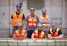 SMU BIG BEAM TEAM