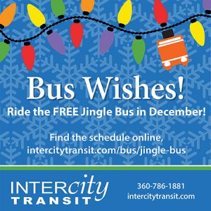 Intercity Transit Jingle Bus