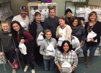 Academy Mortgage Lacey Team_Homeless Backpacks_1