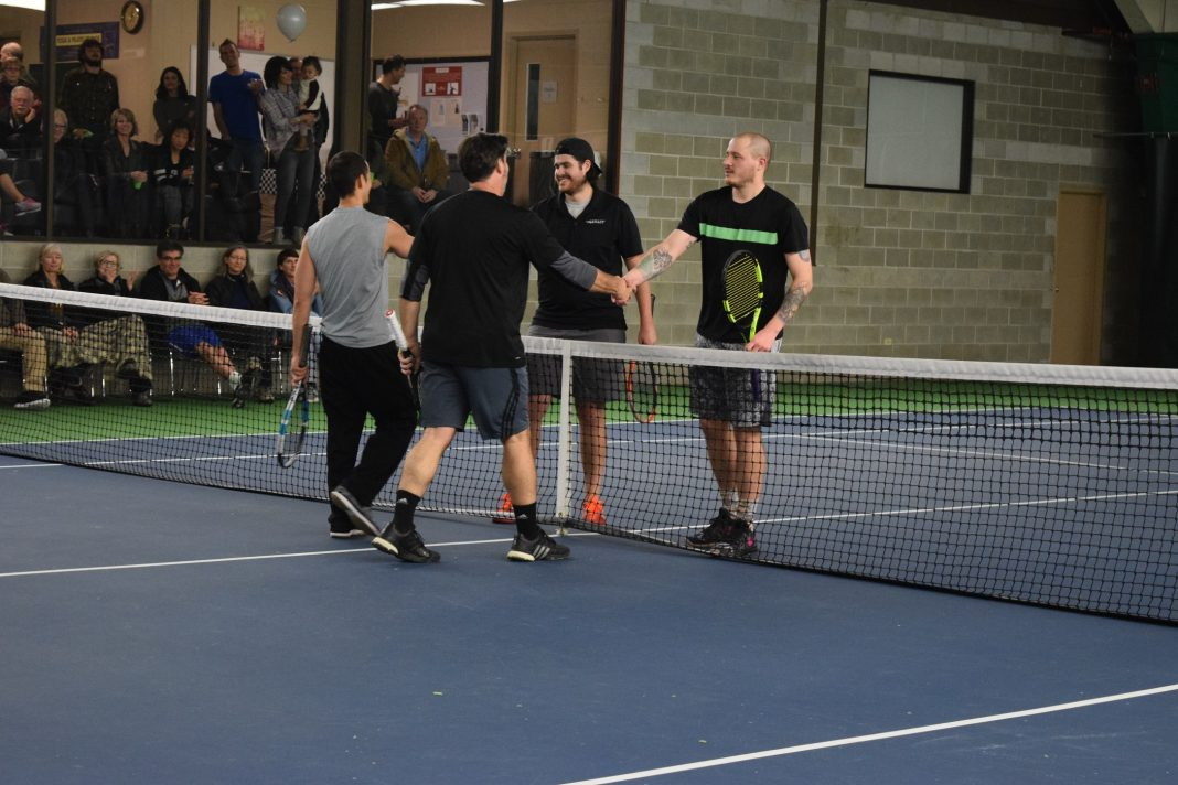 Big Brothers Big Sisters of Southwest Washington BIG Valley Tennis Exhibition Pro-Am Common Goal