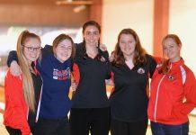 Yelm Girls Bowling