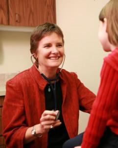 Dr. Samantha Ritchie, Vantage Physicians
