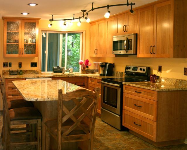 Cabinets By Trivonna Revitalizes A Kitchen Space ...