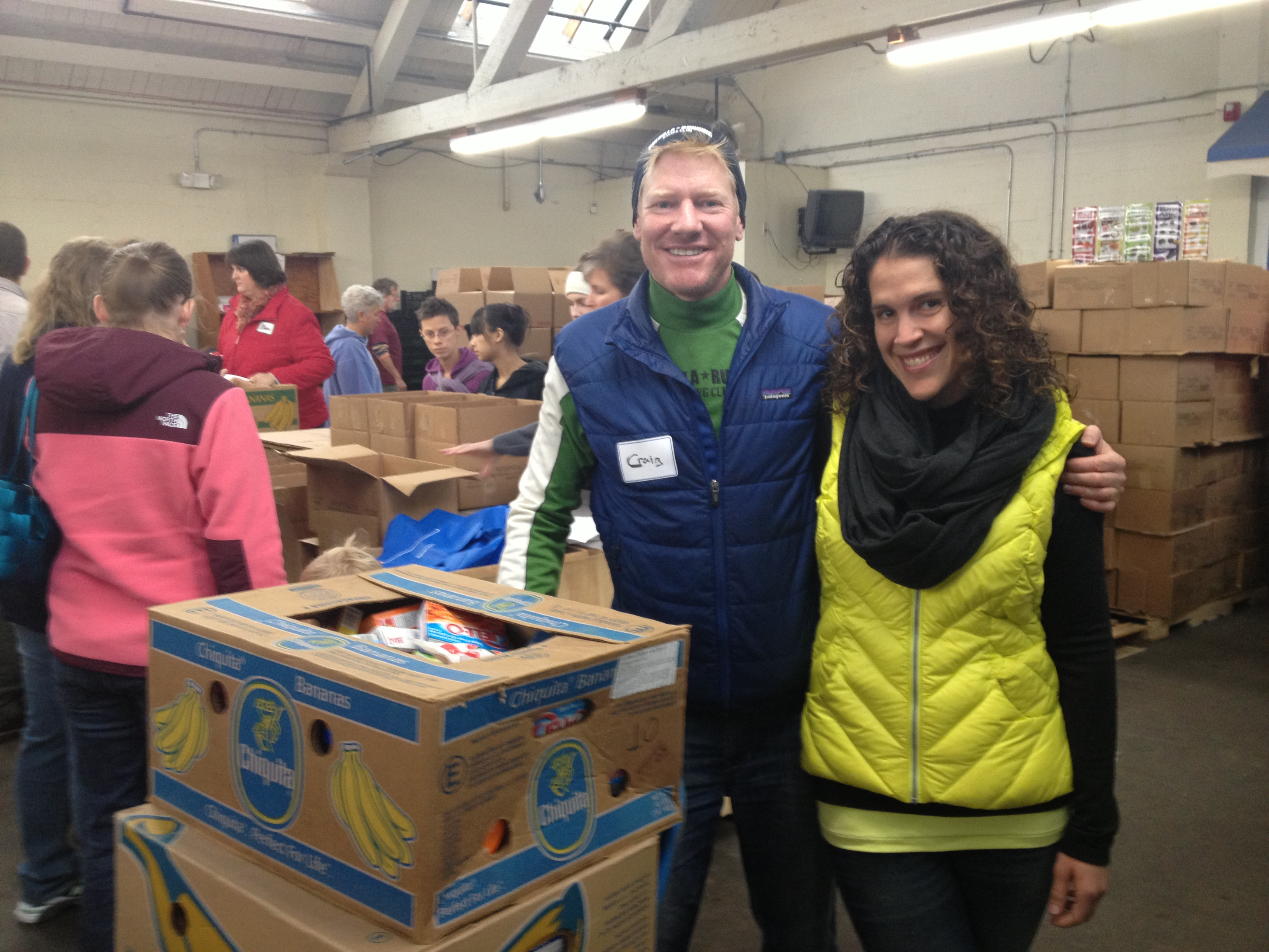 Thurston County Food Bank Wins Grant Thanks To Nomination From Previous Client - ThurstonTalk