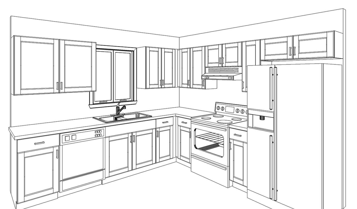 kitchen design draw cabinets by trivonna discusses cabinet construction and 980