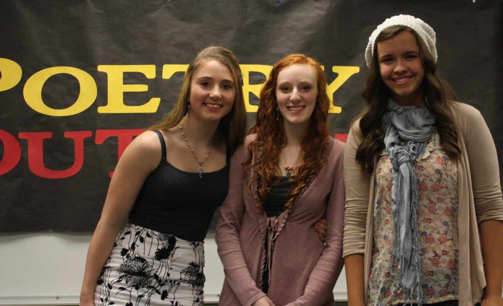 Olympia Poetry Out Loud Competitors Perform With Passion ...