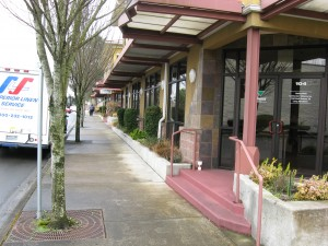 Attracting more residents and increasing the foot traffic are goals of the 10-year plan to revitalize the Lacey Woodland District.