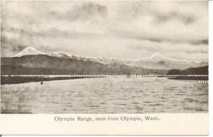 olympia washington history