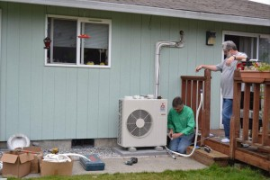 olympia ductless heating
