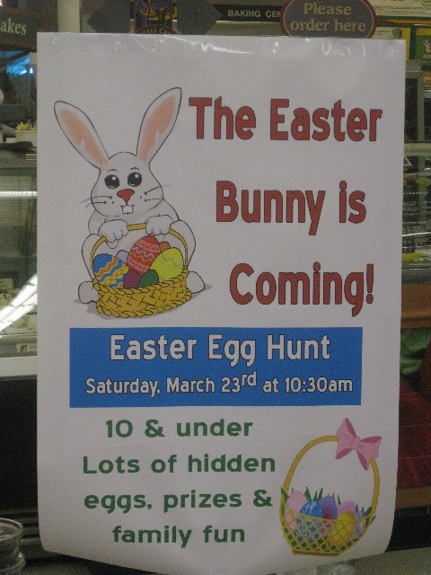 olympia easter egg hunt events