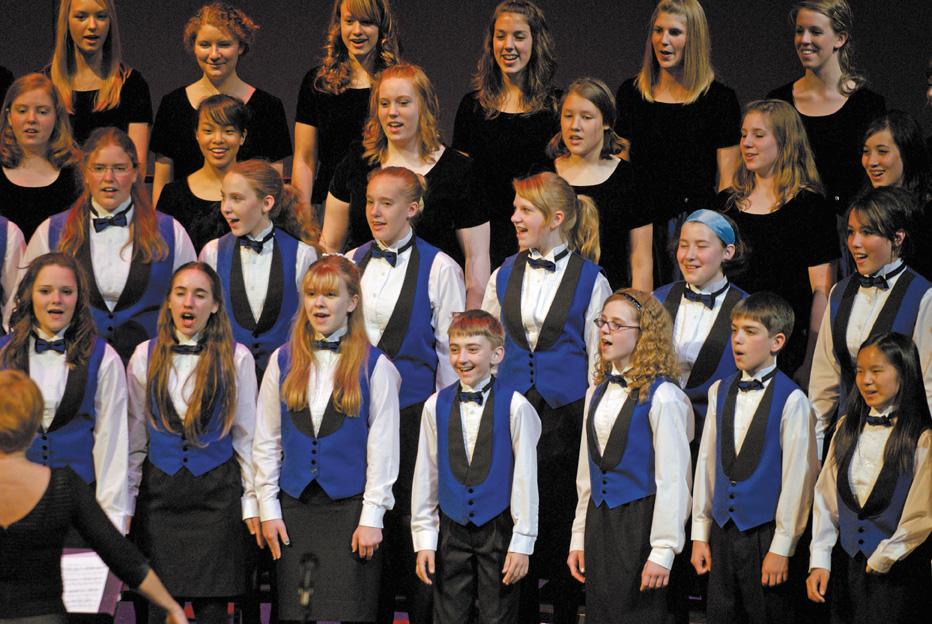 olympia youth chorus