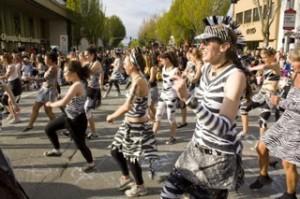 procession samba olywa