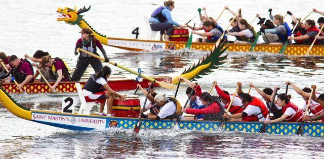 Saint Martin's Dragon Boat Festival is a Celebration of ...