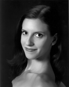 Rebecca Ratliff Herrin also learned to dance here before touring the country as a professional dancer.