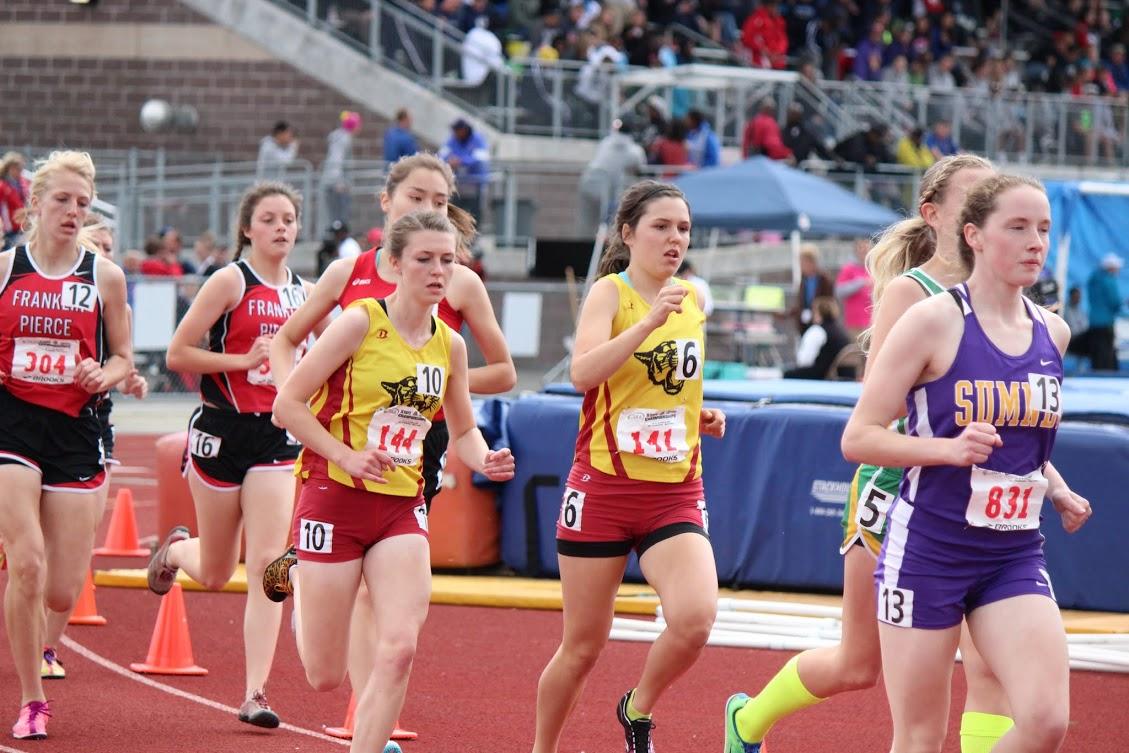 Olympia-Area Athletes Participate In Washington State Track