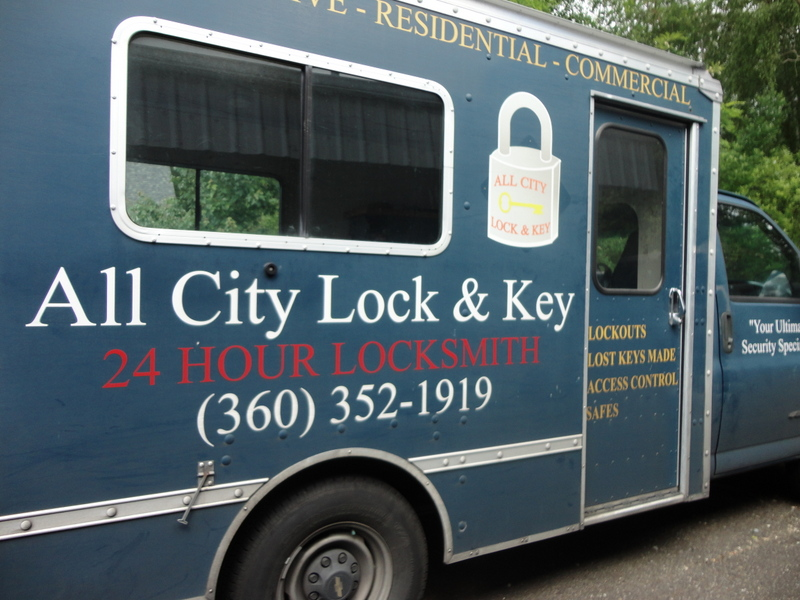 All City Lock And Key Locksmiths Answering Crisis Calls Around Thurston County Thurstontalk