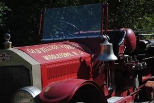 eric foley fire truck