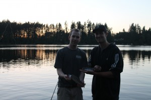olympia trout fishing