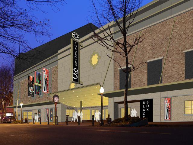 washington center shows