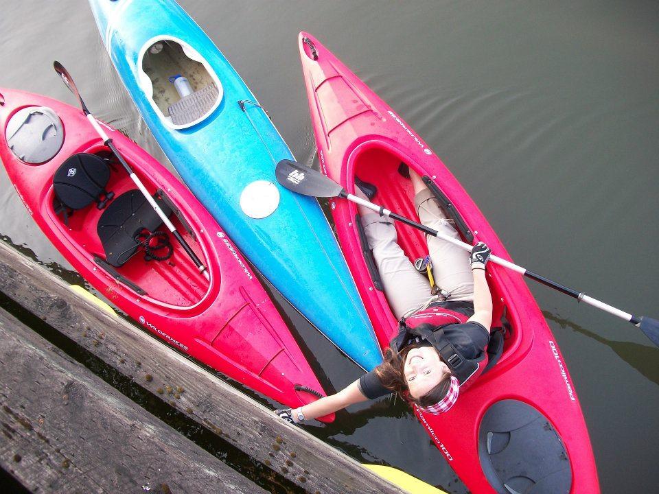 kayak grays harbor