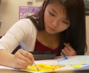 NCHS Student Art