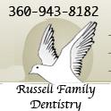 russell dentistry logo