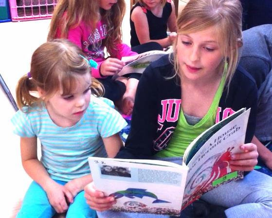 phoenix rising kids reading