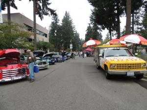 lacey car show