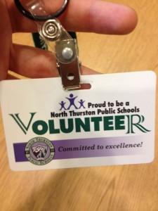 high school volunteer hours
