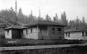 Hospital in Tono, Washington