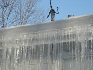 Ice dams can become a huge problem for homeowners.