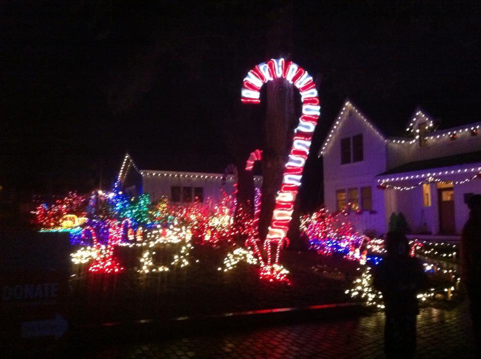 Drive Our Christmas Light Tour Around Olympia Thurstontalk