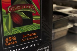 olympia chocolate