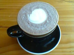 hot chocolate olympia