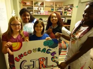 YWCA Girls