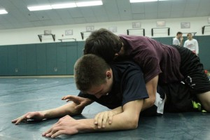timberline wrestling