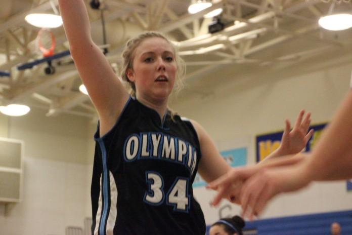 olympia girls basketball