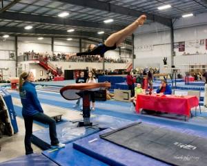 olympia high school gymnastics