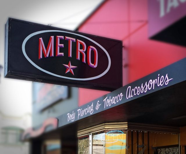 Shopping At Metro Fashion Forward Clothing Piercing And More
