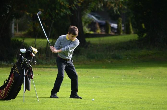 capital high school golf