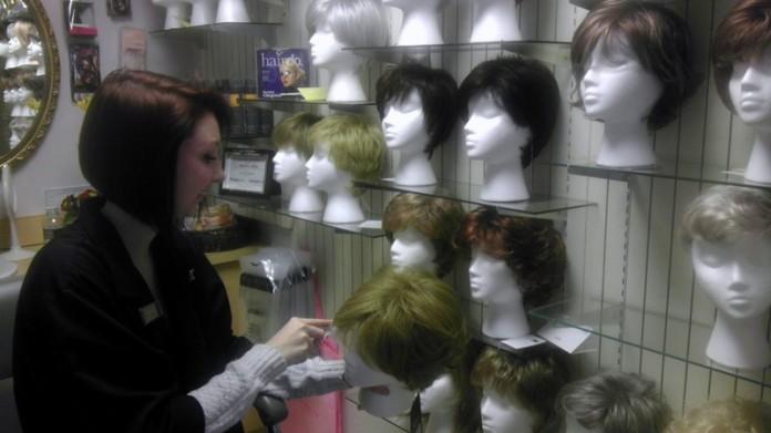 olympia wig
