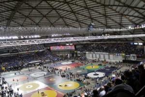 WIAA Wrestling Tacoma Dome
