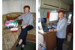 Step Inside Vintage Airstream Trailers Thurstontalk