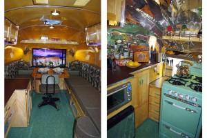 Step Inside Vintage Airstream Trailers